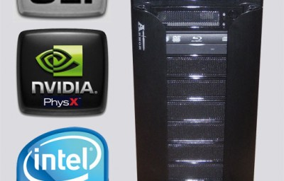 Gamer PC der Extraklasse Quad-SLI