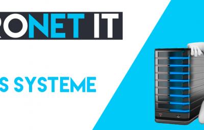 Die neuen PronetNAS-Systeme sind ab sofort erhältlich