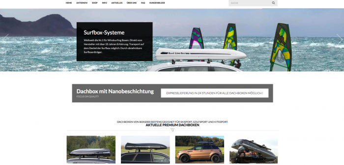 Surfbox.de